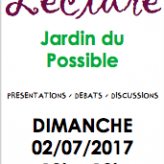 café-lecture au jardin du possible